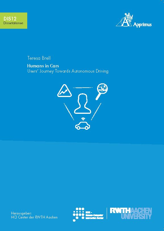 Humans in Cars. Users' Journey Towards Autonomous Driving