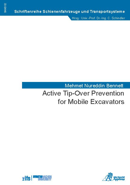 Active Tip-Over Prevention for Mobile Excavators (E-Book)
