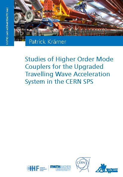 Studies of Higher Order Mode Couplers for the Upgraded Travelling Wave Acceleration System in the CERN SPS