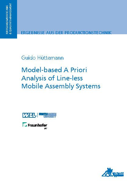 Model-based A Priori Analysis of Line-less Mobile Assembly Systems