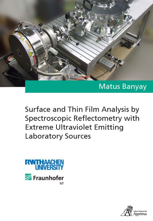Surface and Thin Film Analysis by Spectroscopic Reflectometry with Extreme Ultraviolet Emitting Laboratory Sources