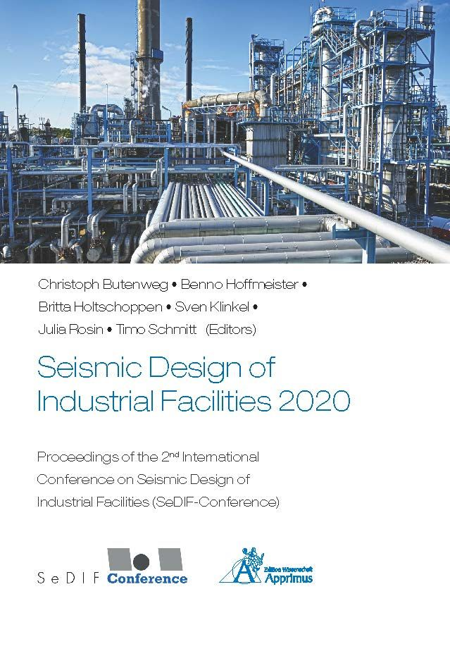 Seismic Design of Industrial Facilities 2020