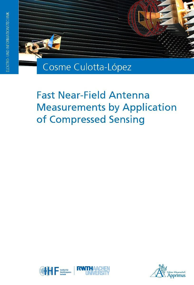 Fast Near-Field Antenna Measurements by Application of Compressed Sensing