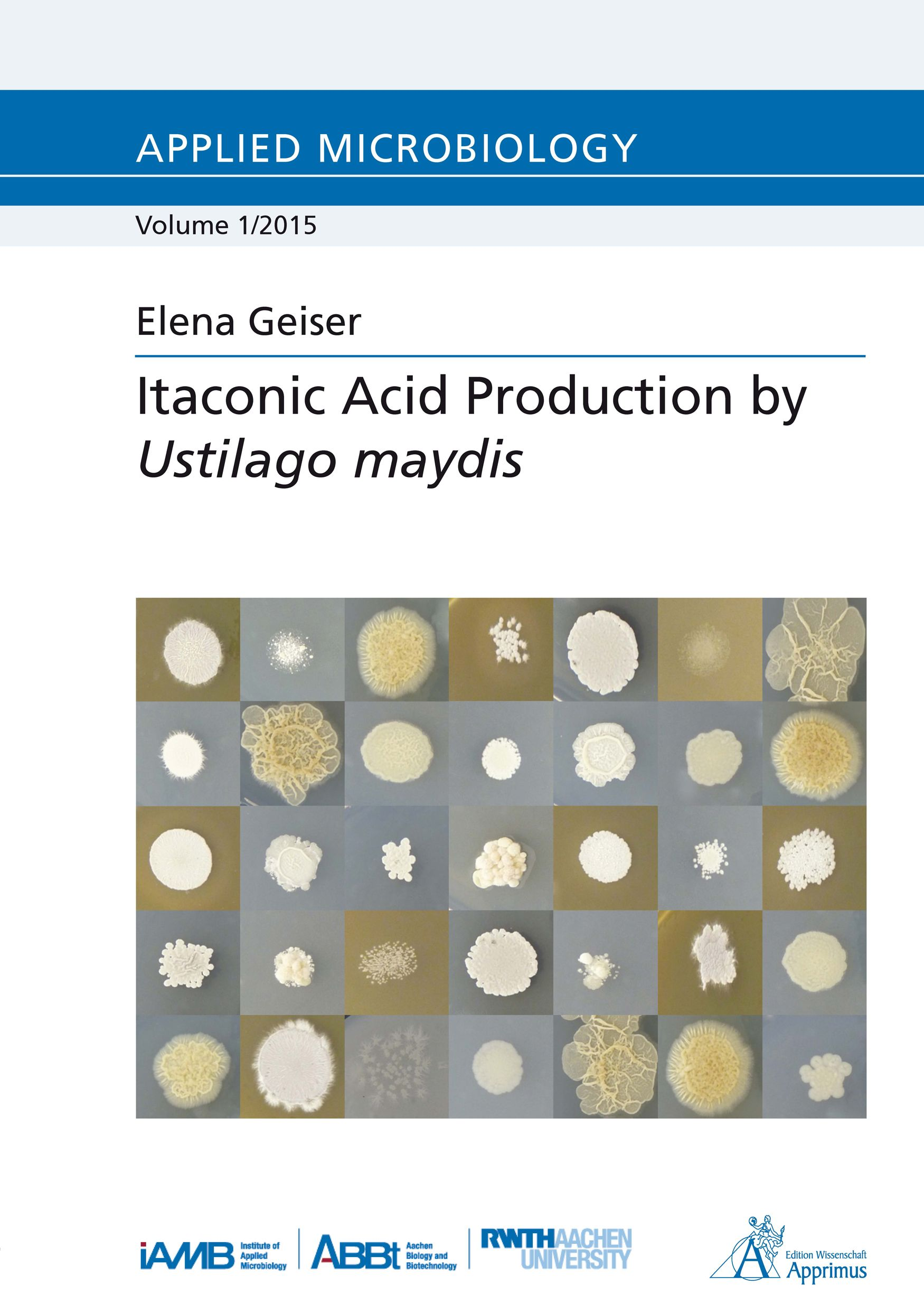 Itaconic Acid Production by Ustilago maydis