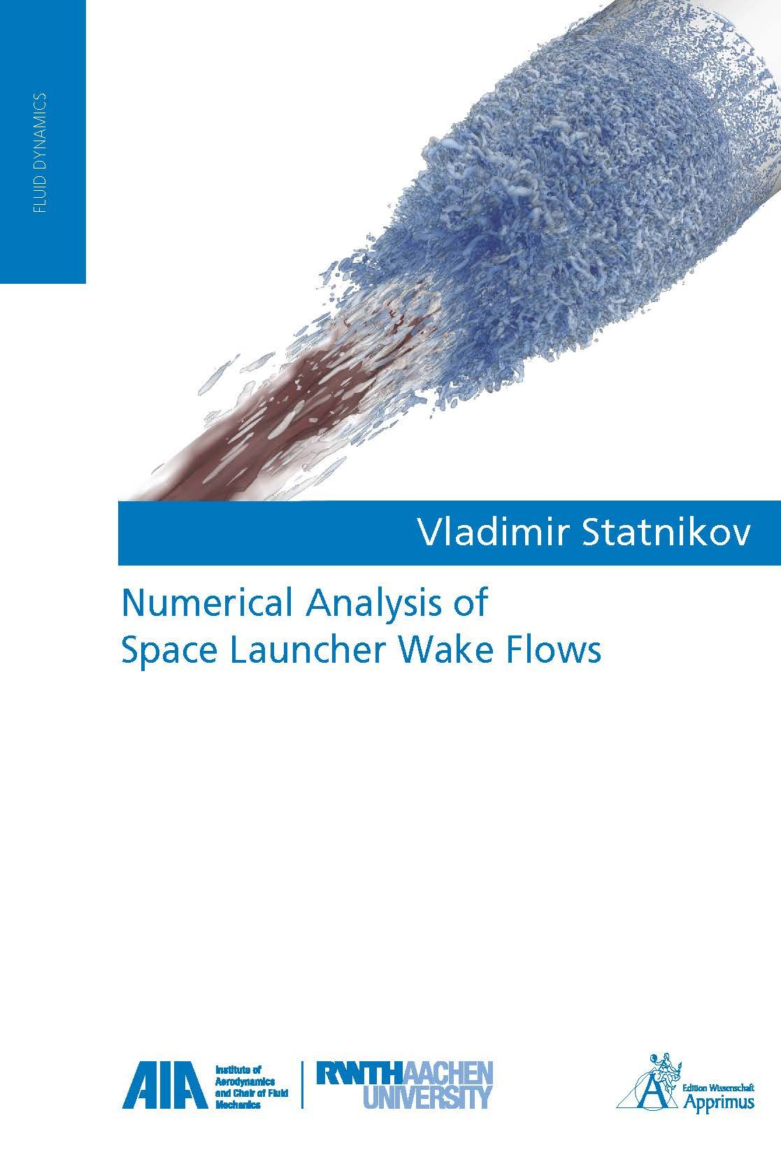 Numerical Analysis of Space Launcher Wake Flows